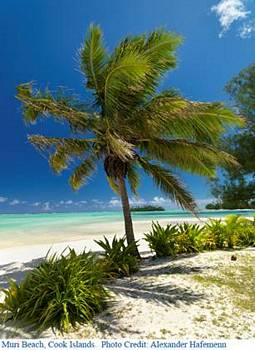 Muri Beach, Cook Islands