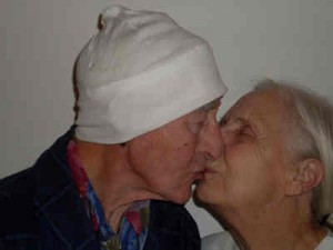 Bob Halsteads Mum & Dad