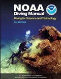 NOAA Diving Manual, 5th Edition.