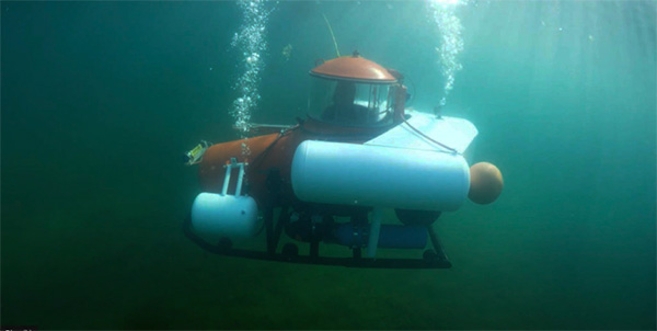 The Deepest-Diving Homemade Submarine