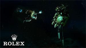 Rolex Perpetual Cuckoo Sub-Mariner