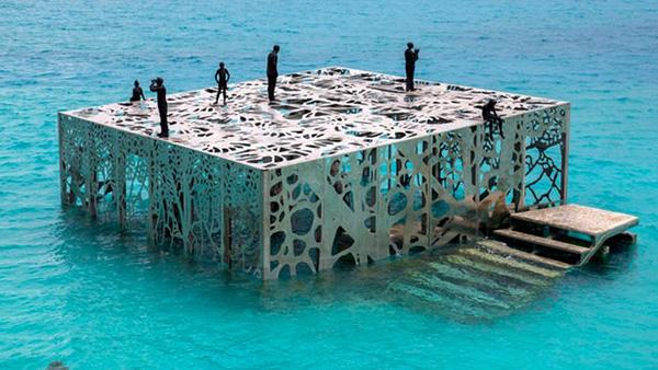 Sculpture Coralarium