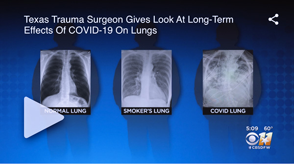 post-COVID lungs