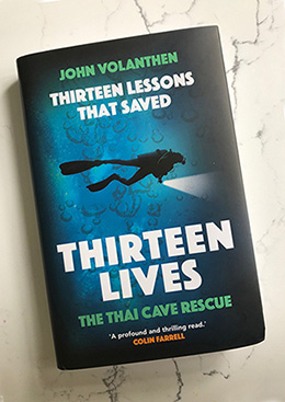 Thirteen Lessons that Saved Thirteen Lives: The Thai Cave Rescue