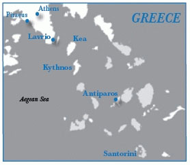 Aegean Islands, Greece