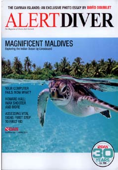 The New Alert Diver Magazine