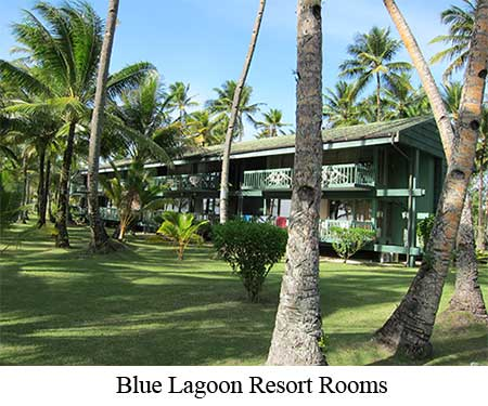 Blue Lagoon Resort Rooms