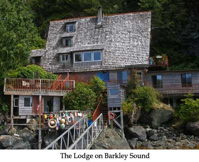 The Lodge on Barkley Sound