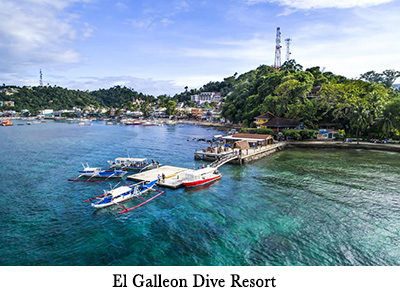 El Galleon Dive Resort