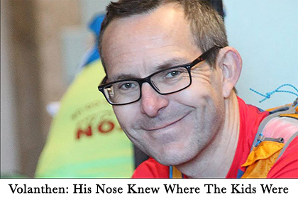 Volanthen: His Nose Knew Where The Kids Were