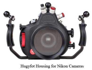 Hugyfot Housing for Nikon Cameras
