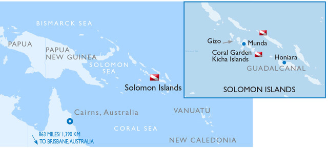 MV Taka, Solomon Islands: Undercurrent 05/2018