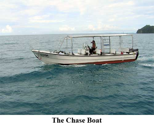 The Chase Boat