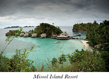 Misool Island Resort