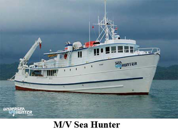 M/V Sea Hunter