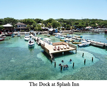 The Dock at Splash Inn