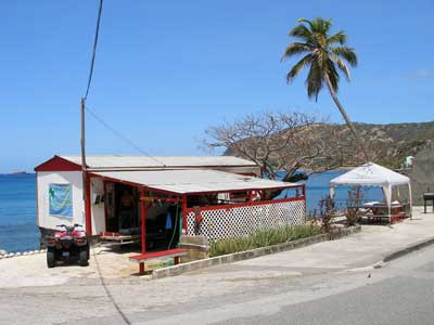 Golden Rock Dive Center