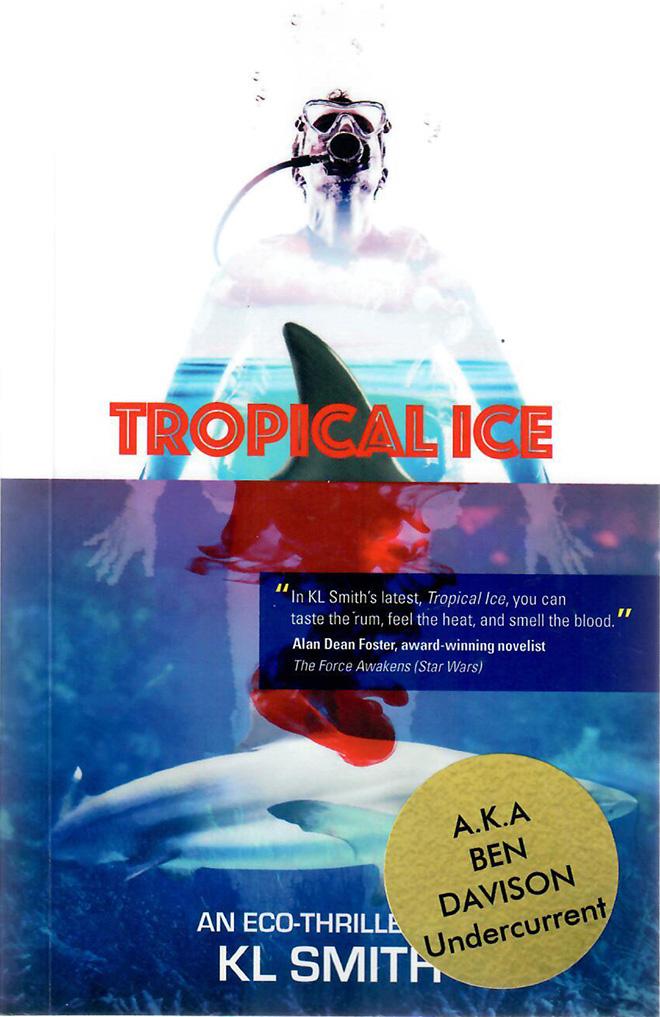 Tropical Ice - Book